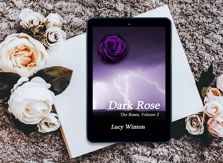 'Dark Rose' is available!