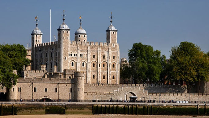 Visit to the Tower of London