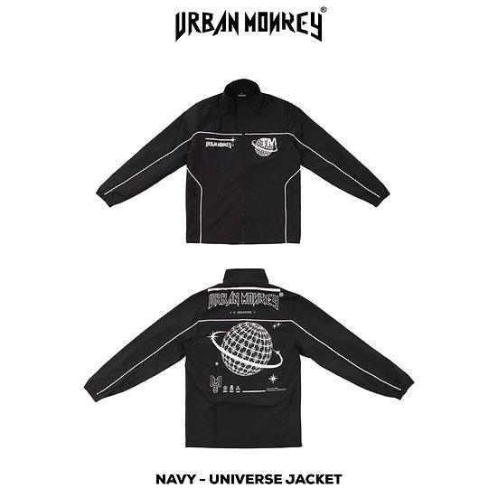 UNIVERSE JACKET NAVY