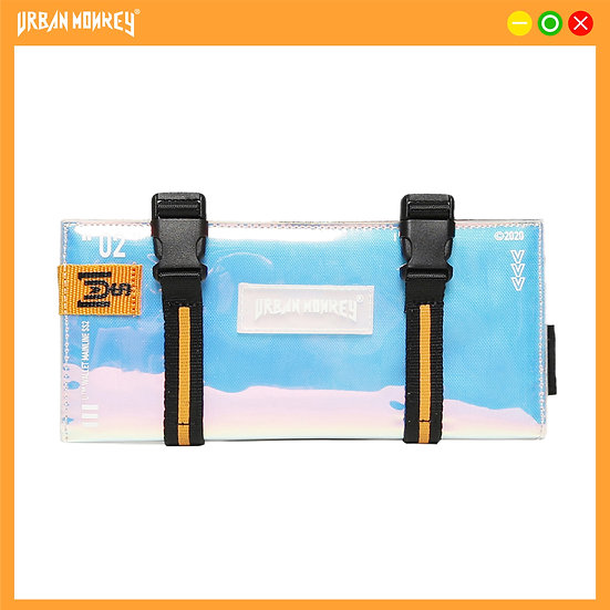550 PVC WALLET HOLOGRAM