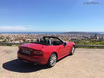 FIAT ha demostrado que se podía mejorar la receta original del Mazda MX-5.