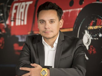 Guillermo García Alfonsín, nuevo director de comunicación y relaciones institucionales de Fiat Chrys