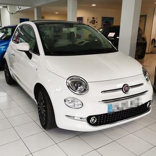 FIAT 500 1.2 LOUNGE POR 13.350€!! Si FINANCIA, se lo lleva POR 11.950€!!