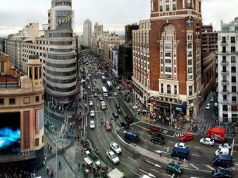 Multa de 15 euros en Madrid al vehículo que no lleve el distintivo de la DGT desde éste mismo miérco