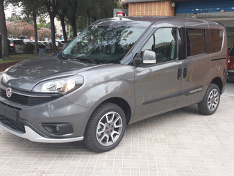 FIAT DOBLÓ TREKKING 1.6 MTJ 120CV POR 18.330€!! Si FINANCIA, se la lleva POR 16.330€!!