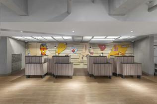 Tryp Hotel Interiors