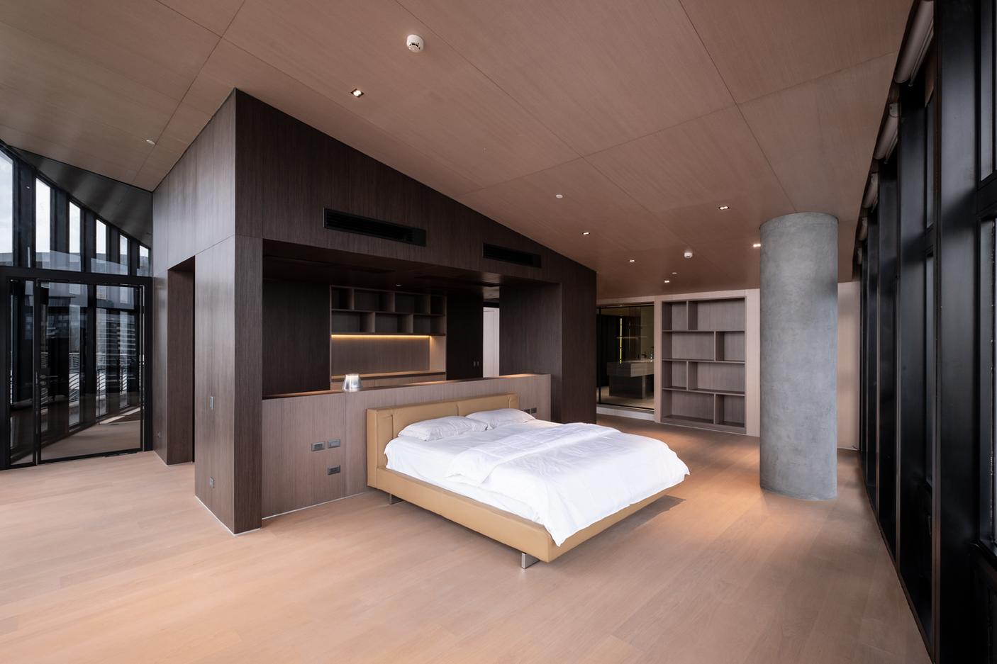 Apartment ES Interior Fit-out Design