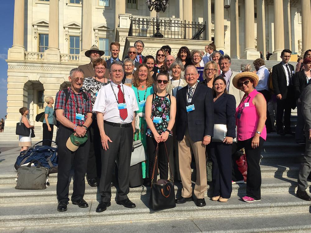 Colorado members of CCL in D.C.