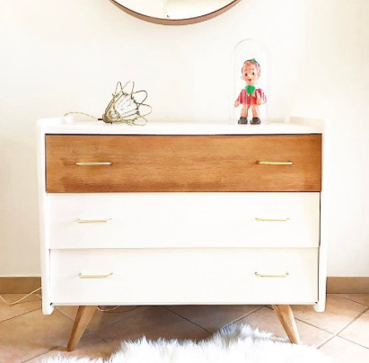Commode Vintage Relookee