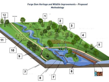 Forge Dam Update - Sep 21
