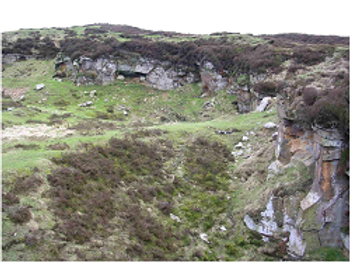 Mining and Quarrying in the Porter Valley - delving into the past