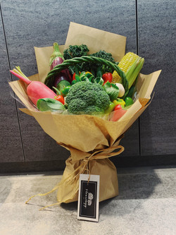 Small Veggie Bouquet
