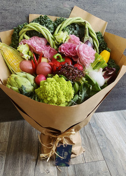 Oh My Veggie Bouquet