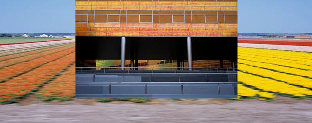 Déplacements,  Almere, Pays Bas 2006