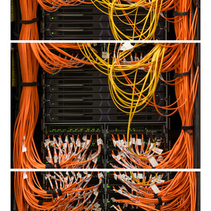 Network Orange Yellow, 2017