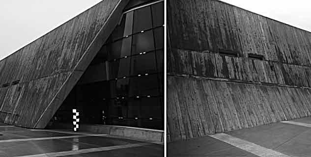 Irradiations, War museum, Ottawa, 2002