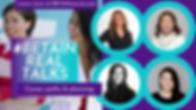 BETAIN Real Talks Women in Tech Empowerm