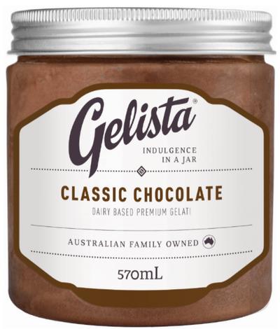 Classic Chocolate Gelato