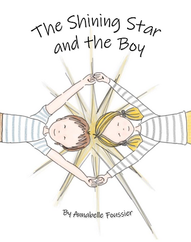 Book Cover - The Shining Star and the Bo