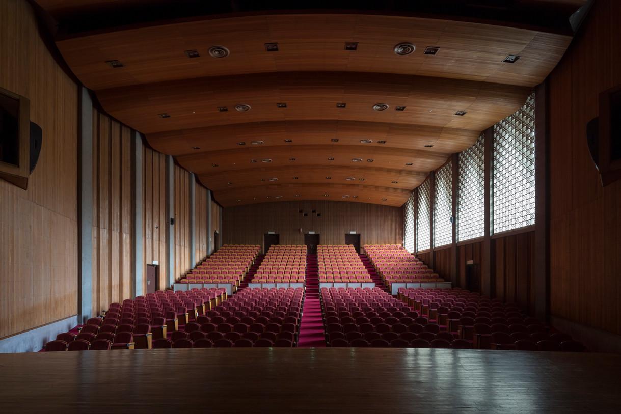 東京工業大学70周年記念館|谷口吉郎