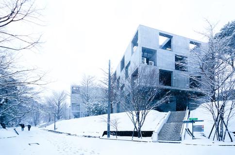 東京工業大学緑が丘3号館|MIDORIGAOKA BLDG. 3