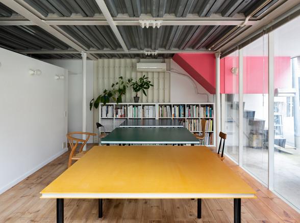 青葉台のオフィス|OFFICE, AOBADAI