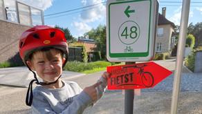 Aarschot Fietst 2021: Route Rillaar