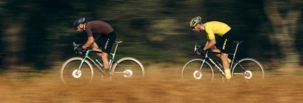 fietsen - racefiets - scott