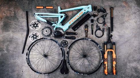 fietsonderdelen