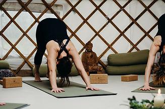 Yoga Garden- Aiste Saulyte Photography -