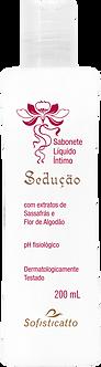 Sabonete Líquido Sedução 200 ml