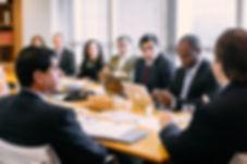 Reunião de Diretoria e Conselho do IBREI