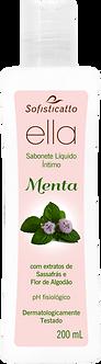 Sabonete Líquido Ella Menta 200 ml