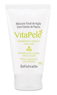 Máscara Facial VitaPele 100g