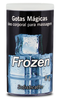 Gotas Mágicas Frozen 8g
