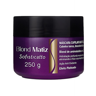 Máscara Blond Matiz 250g