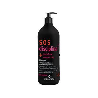 Shampoo SOS Disciplina