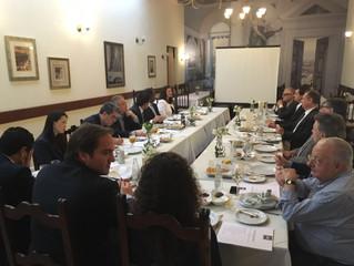 Assembleia de Fundação do IBREI