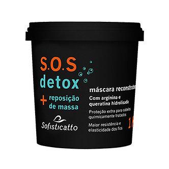 Máscara Capilar SOS Detox 1kg