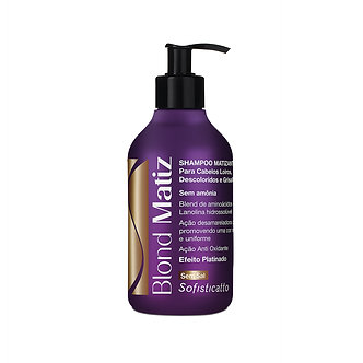 Shampoo Blond Matiz 300ml