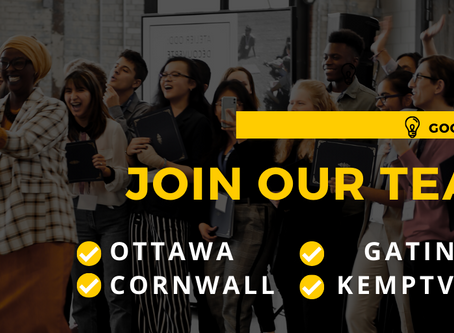 [ Extended in Cornwall & Kemptville] Community Liaison Position with Generation SDG