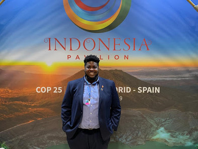 Ryan Haughton's Experience as a COP 25 Youth Delegate