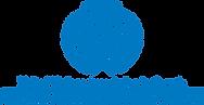 UNAC logo - stacked - all blue - bilingu