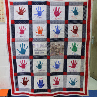 Kindergarten Class Project