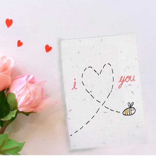 I love you (bee)