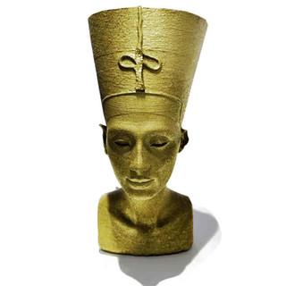 3D Printed Nefertiti Statue