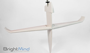 3D Printing Surfboard Fin | Bright Mind 3D Printing & Design
