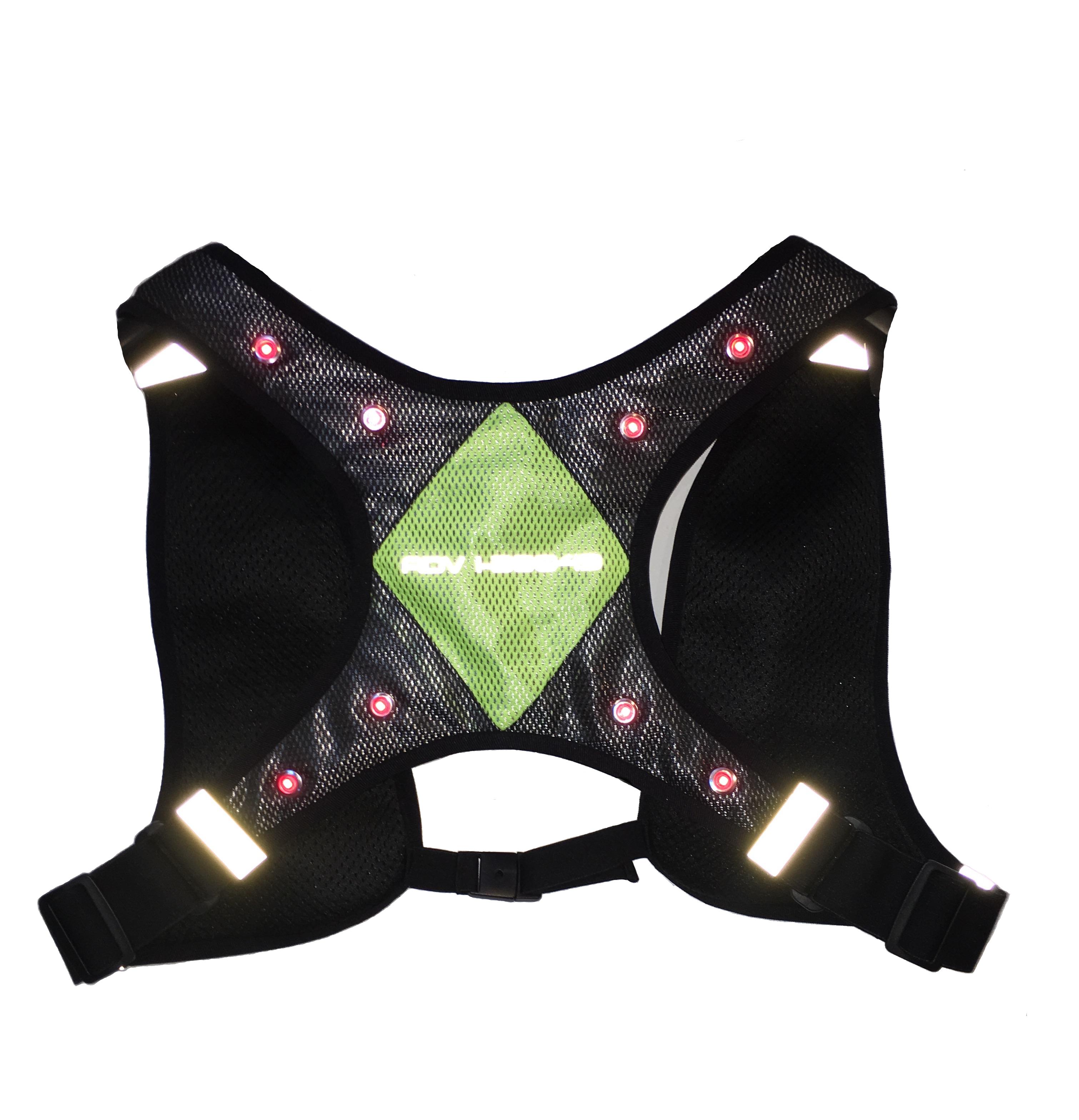 X- VISION rear