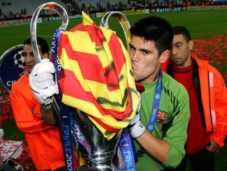 Four goalkeepers that define FC Barcelona
