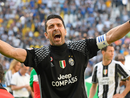 Three goalkeepers that define Juventus